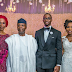 Yemi Osibanjo, Aliko Dangote, Otedola and others attend Abike Dabiri' son's wedding to Ibikunle Amosun's Daughter
