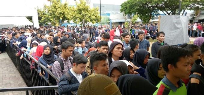 Job Fair 2017 Tawarkan 7800 Lowongan Kerja