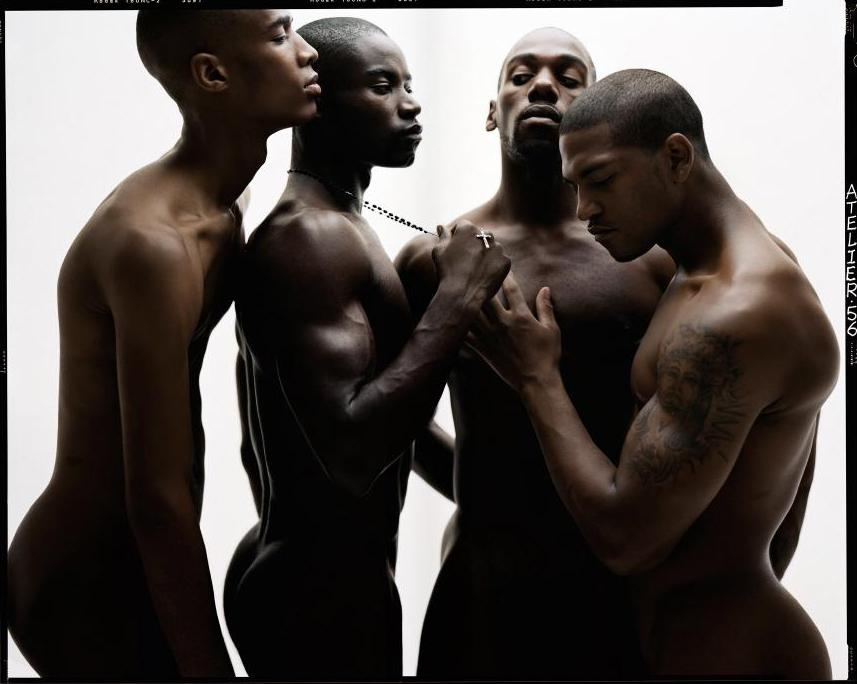 Gay Sexy Black Men