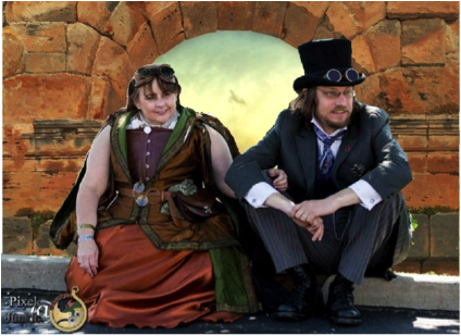 Killer Crafts Crafty Killers Steampunk Fashion With Guest