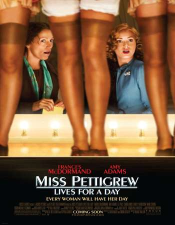 Miss Pettigrew Lives for a Day 2008 Full English Movie Free Download