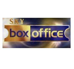 SkyBox Office frequency on Astra