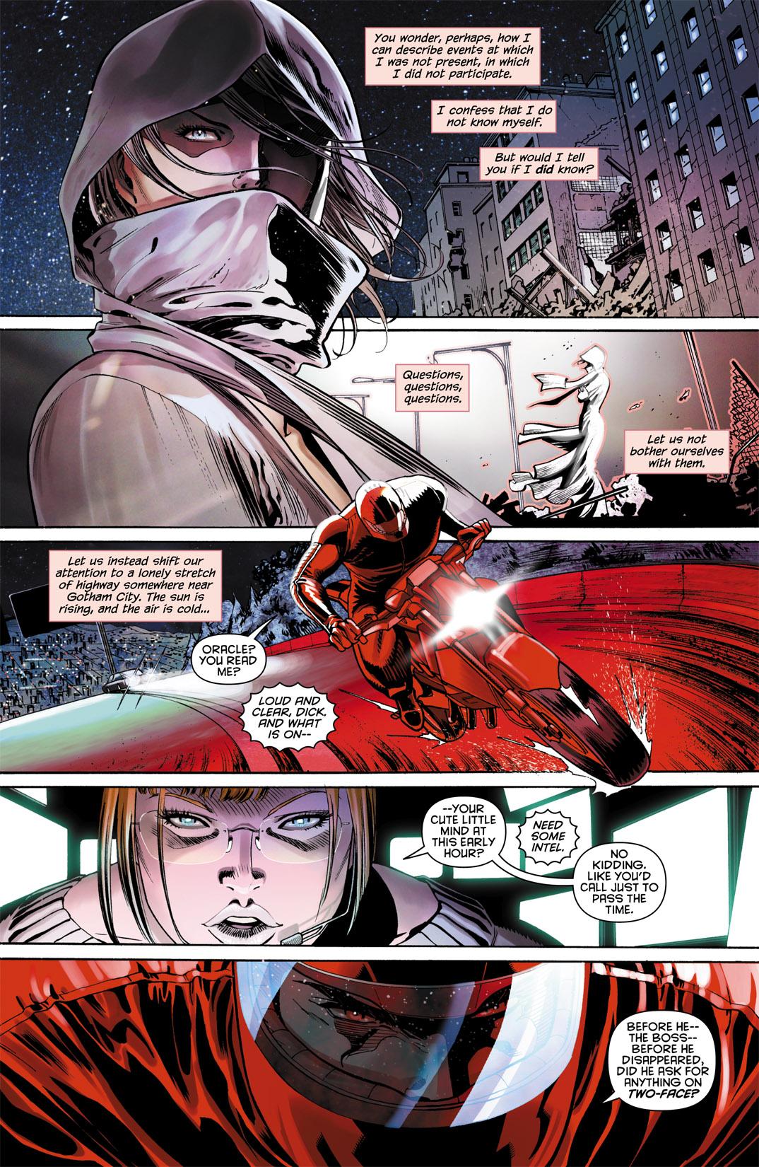 Detective Comics (1937) 851 Page 12