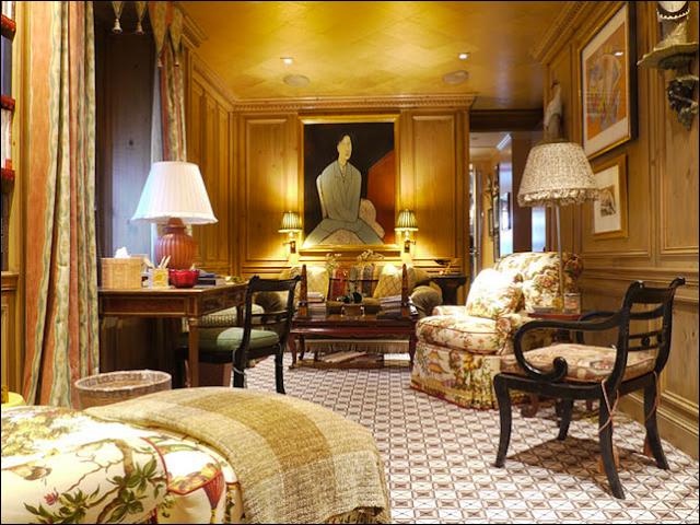 Key Interiors by Shinay: English Country Living Room ...