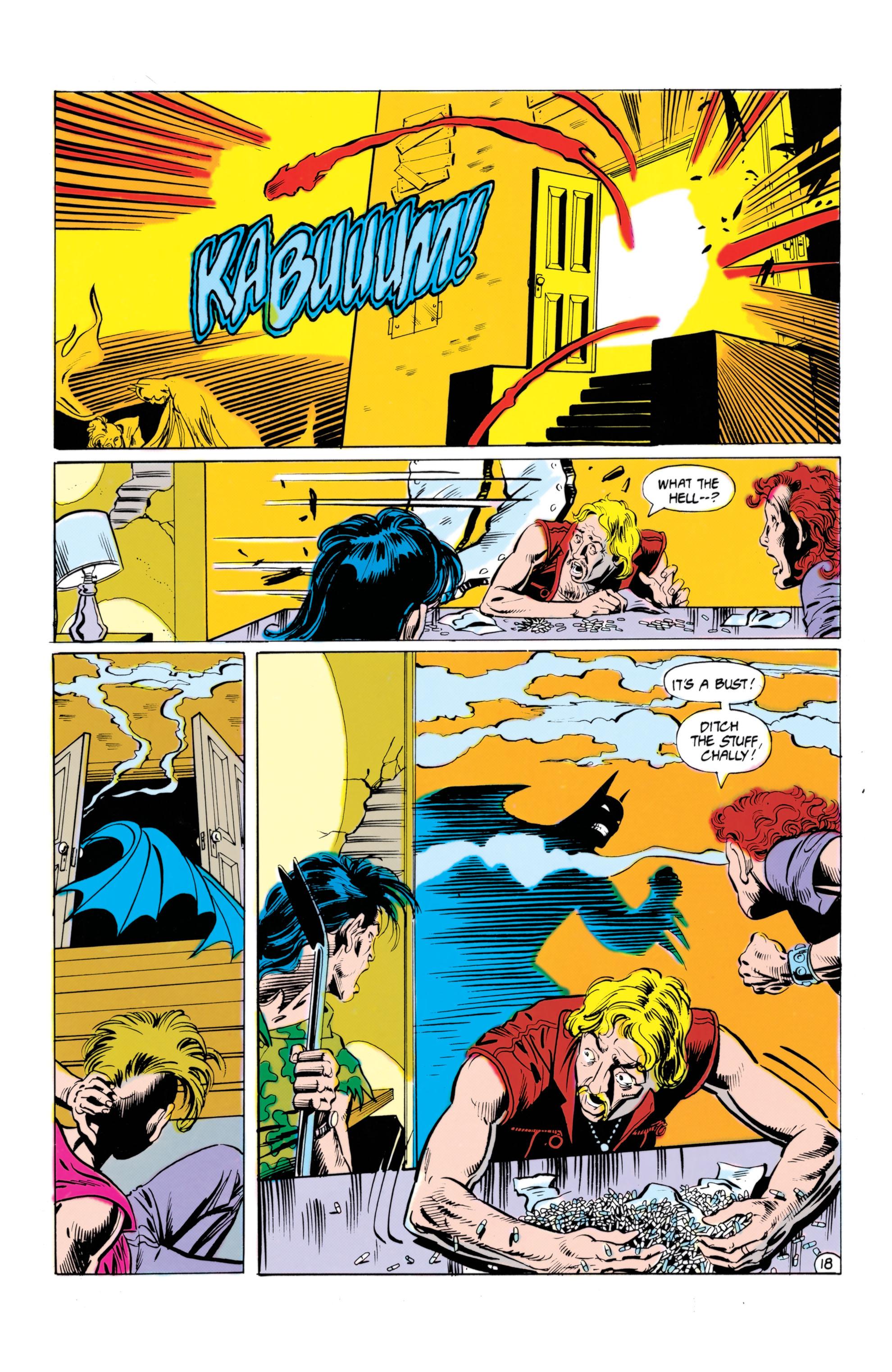 Detective Comics (1937) 583 Page 18