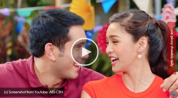 Fans rave over Kimerald's 6-second exposure on ABS-CBN's 2016 Christmas Station ID