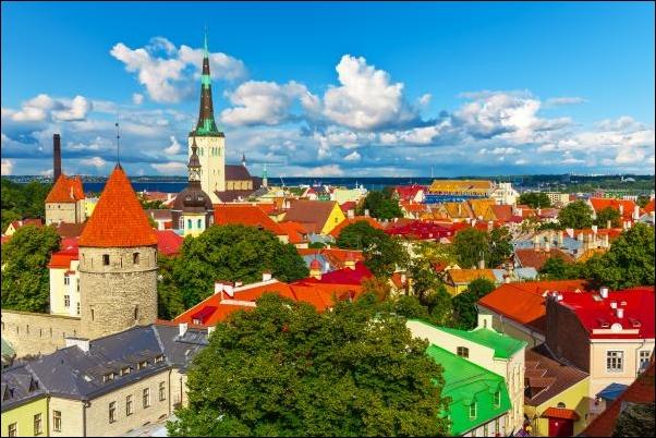 Blog Biarritz Accueil Tallinn Létoile Du Nord