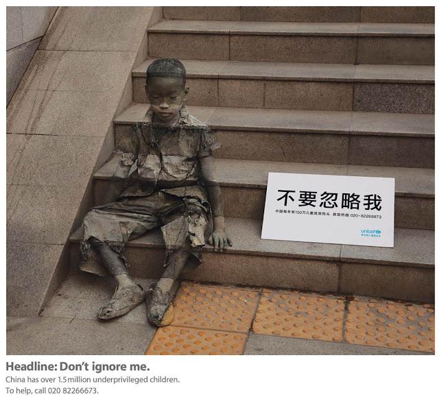 Green Pear Diaries, publicidad, advertising, UNICEF