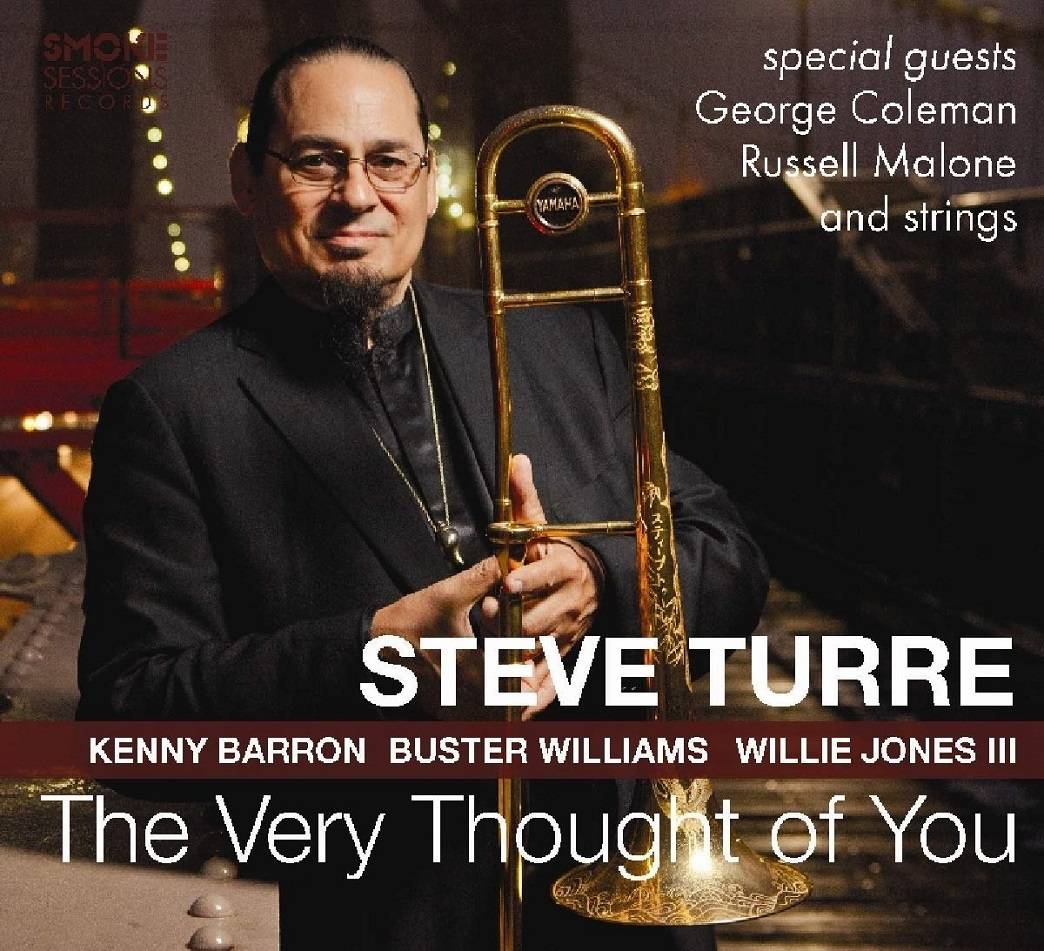 Republic of Jazz: Steve Turre - The Very Thought of You
