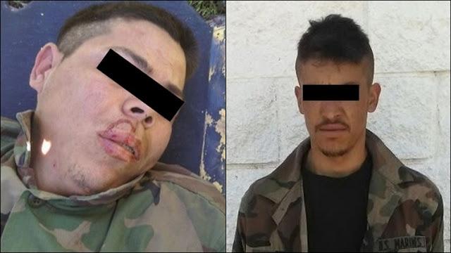 """Caen sicarios de """"Gente Nueva"""" vestidos con ropa militar que atacaron policías en Madera, Chihuahua"""