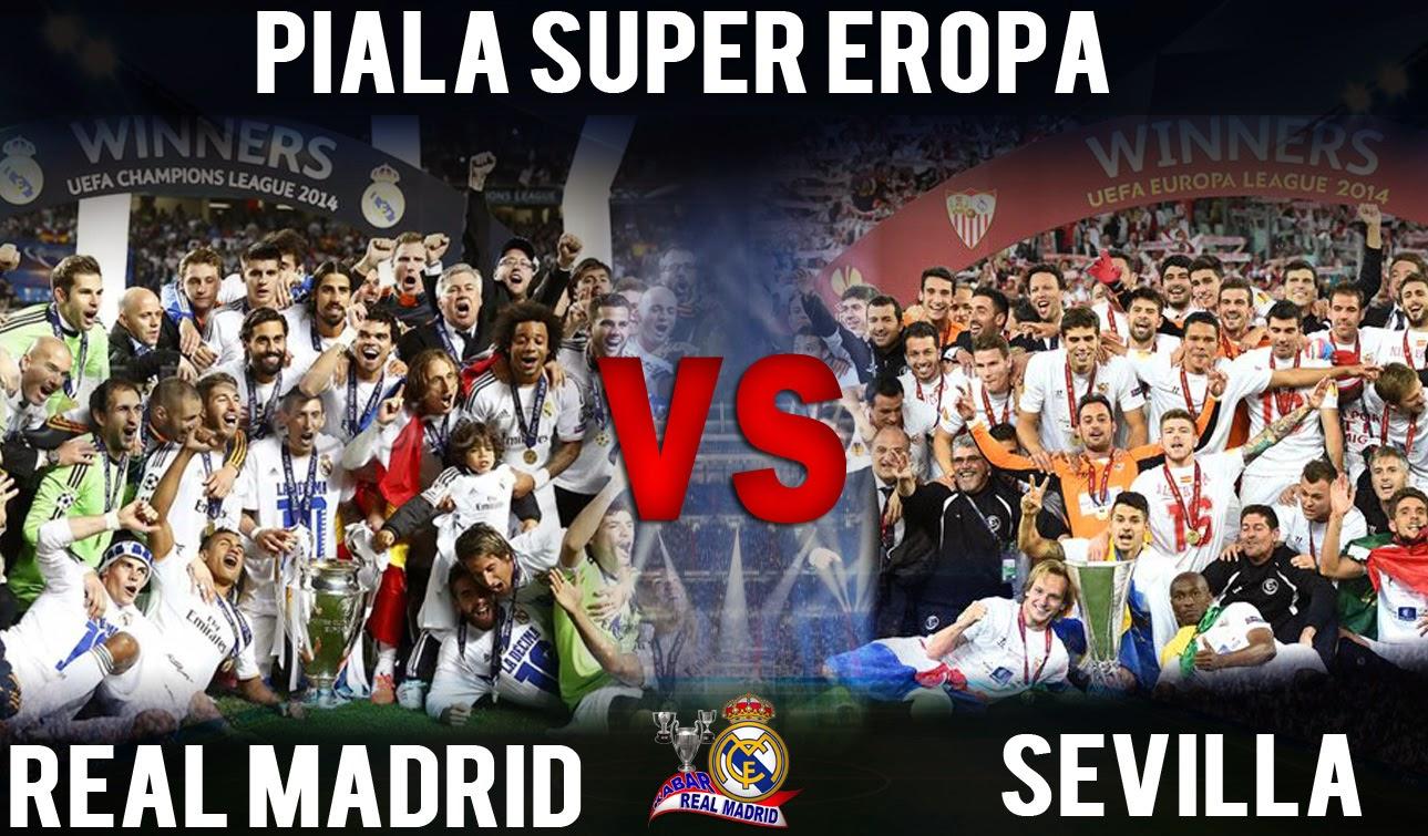 Jadwal Real Madrid 2014/15