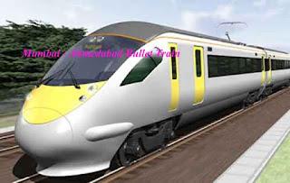 Mumbai - Ahmedabad Bullet Train Representative