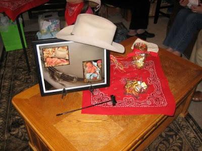 photo decoration table pour bapteme