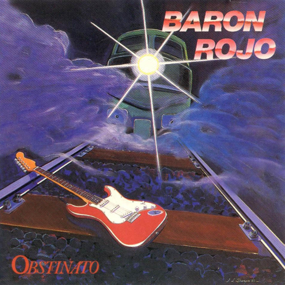 Baron Rojo CDs, Rare CD Singles, Rare Vinyl Records ...