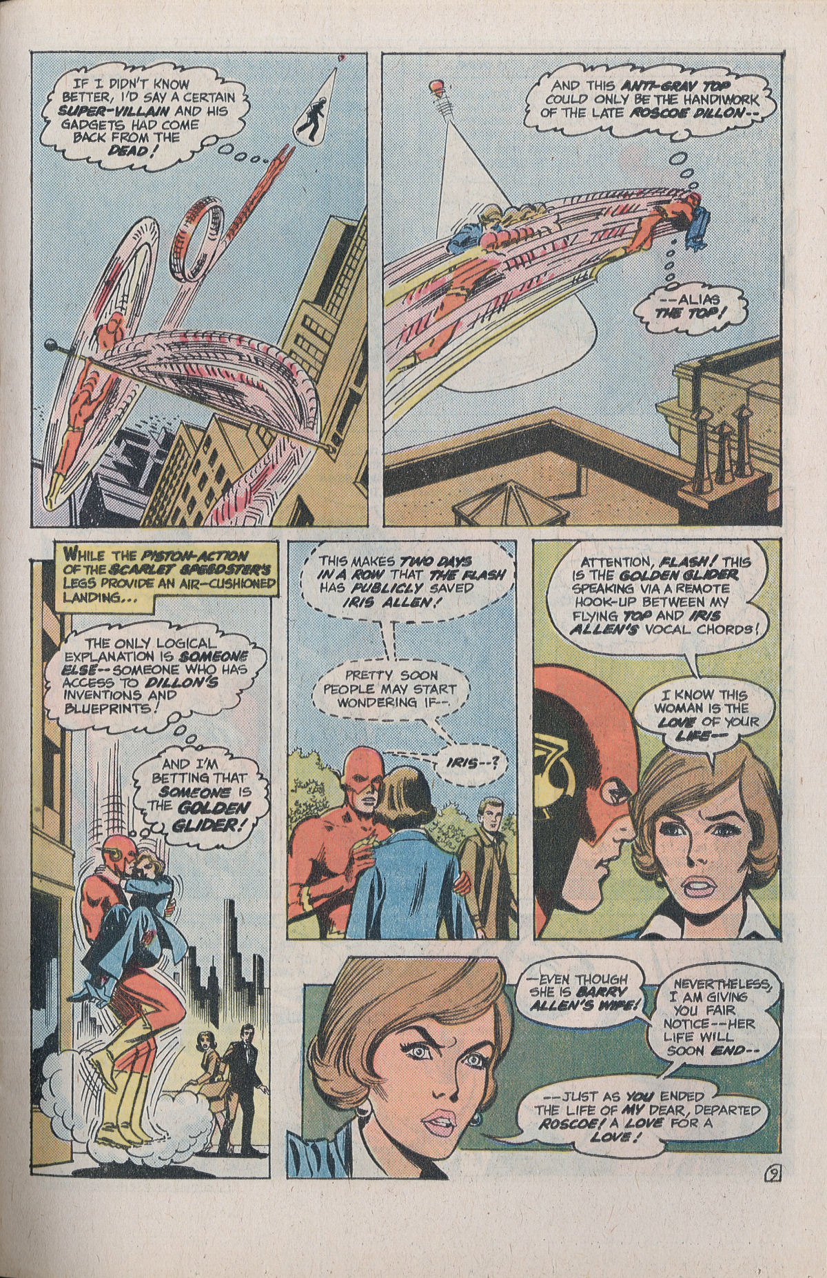 The Flash (1959) issue 251 - Page 15