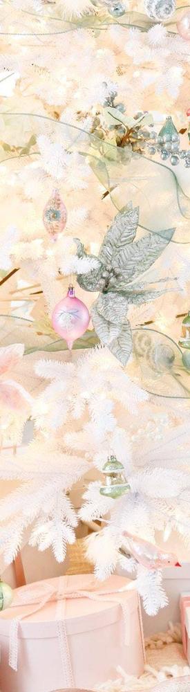 BALSAM HILL DENALI WHITE CHRISTMAS TREE