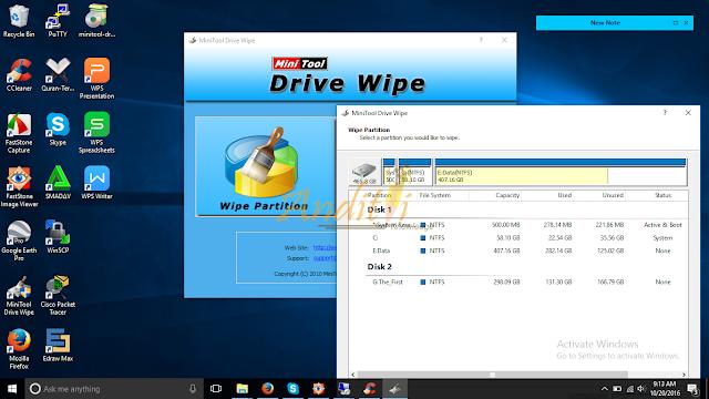 Download Minitool Drive Wipe v5.0 Terbaru Free_anditii.web.id
