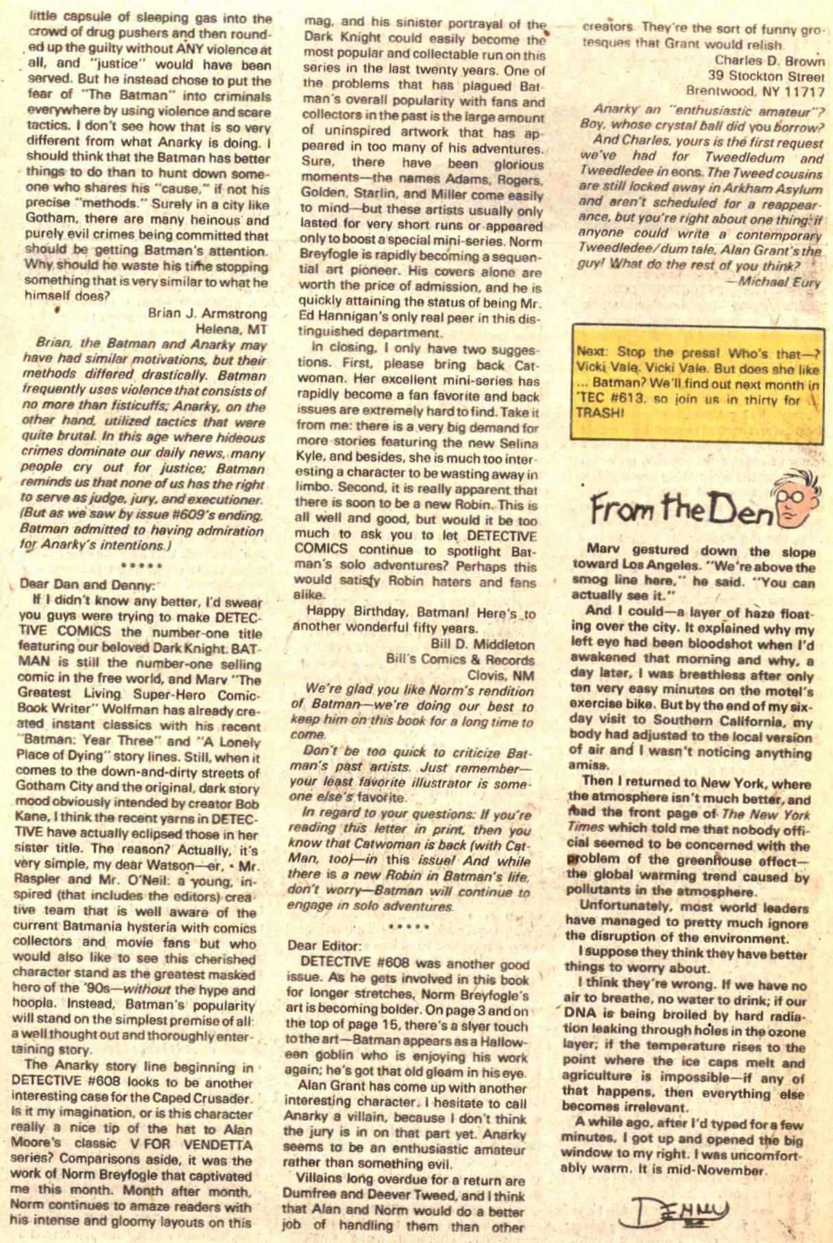 Detective Comics (1937) 612 Page 24