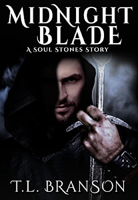 Book Review of Midnight Blade by T.L. Branson