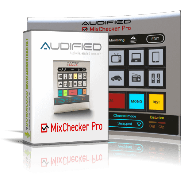 Audified - MixChecker Pro v1.0.1 Full version