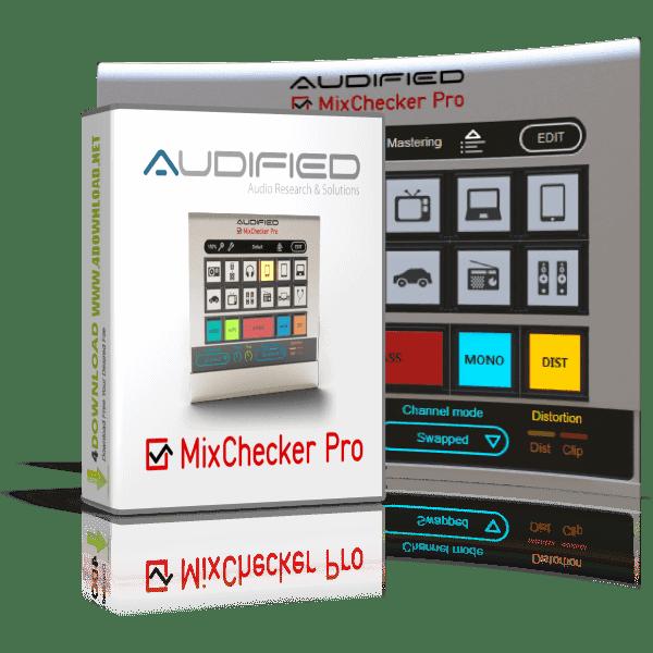 Audified - MixChecker Pro v1.0.1 Full version