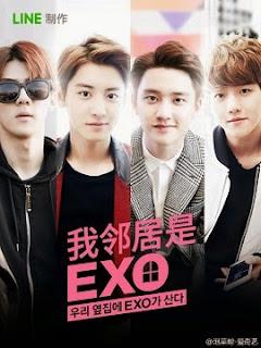Xem Phim Hàng xóm tôi là EXO