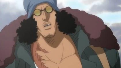 คุซัน (Kuzan)/ อาโอคิยิ (Aokiji)