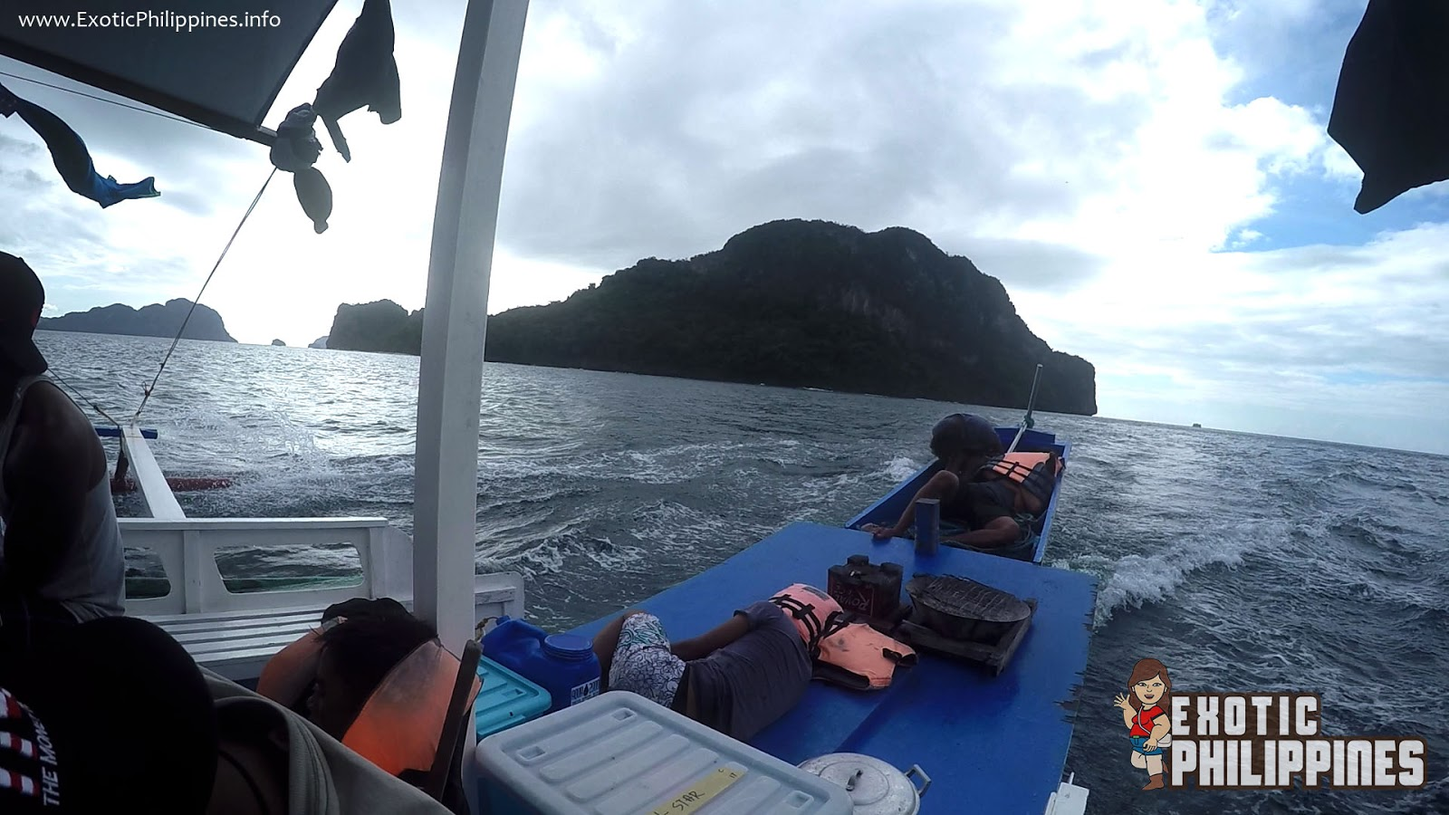 El Nido Palawan Helicopter Island