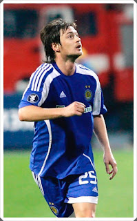Dynamo Kiev Artem Milevskiy