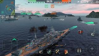 World of Warships Blitz Apk Mod Android Terbaru v0.5.75