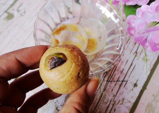 Treat Your Diwali with Guilt Free Assorted Traditional Desi Ghee Ladoos by Wandering Foodie