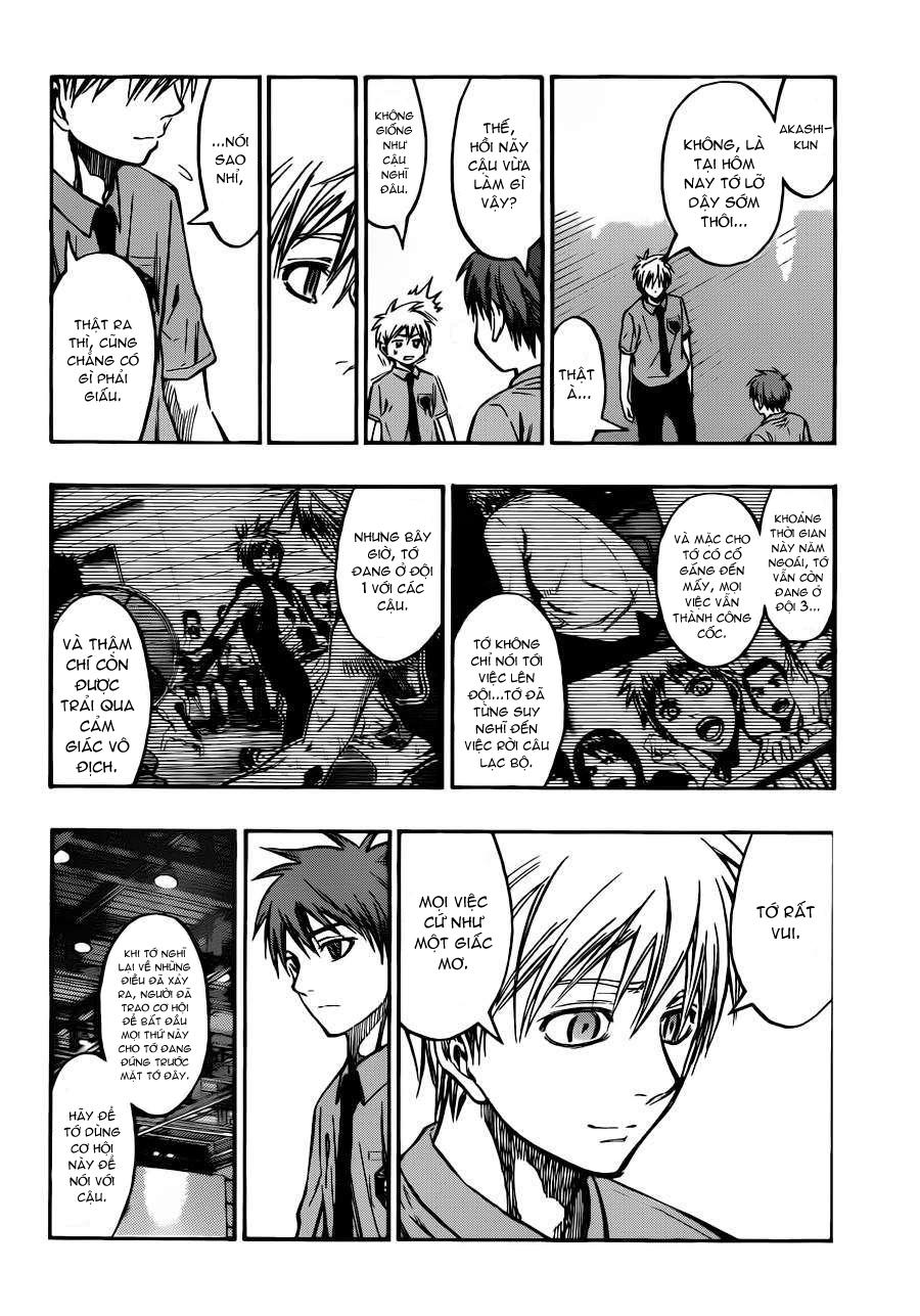 Kuroko No Basket chap 219 trang 6