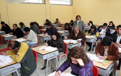 MINEDU: Cerca de 50 mil maestros aprueban Examen de Acenso y clasifican a siguiente etapa