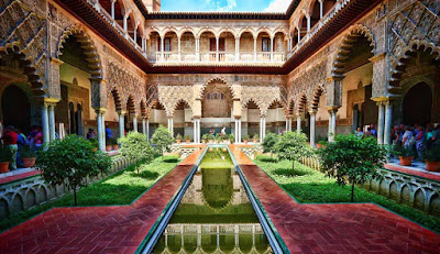 Wisata Favorit Pelancong Di Sevilla