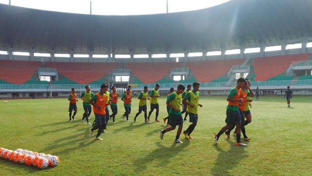Hadapi Malaysia, Timnas Indonesia Siapkan Dua Formasi