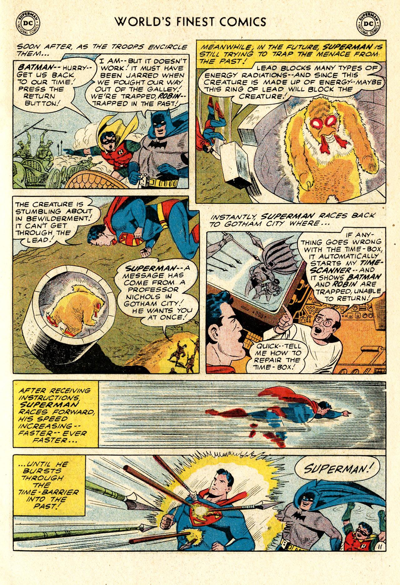 Read online World's Finest Comics comic -  Issue #107 - 13