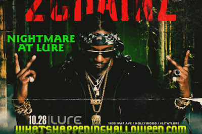 2 Chainz | Lure Halloween Event Tickets 2017