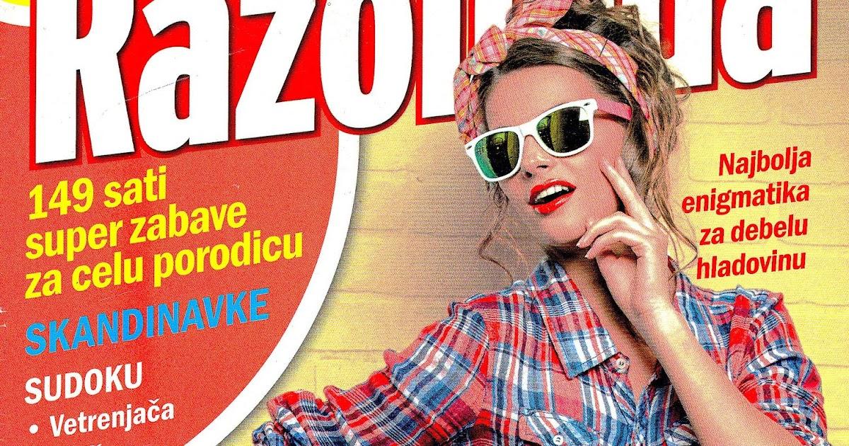 Srpska Enigmatika Blic žena Razonoda Br6