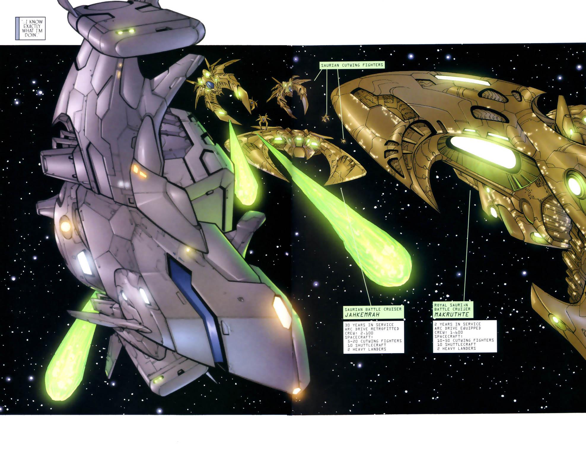 Read online Sigil (2000) comic -  Issue #3 - 4