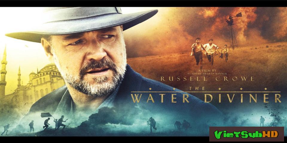 Phim Hành Trình Tìm Lại VietSub HD | The Water Diviner 2015