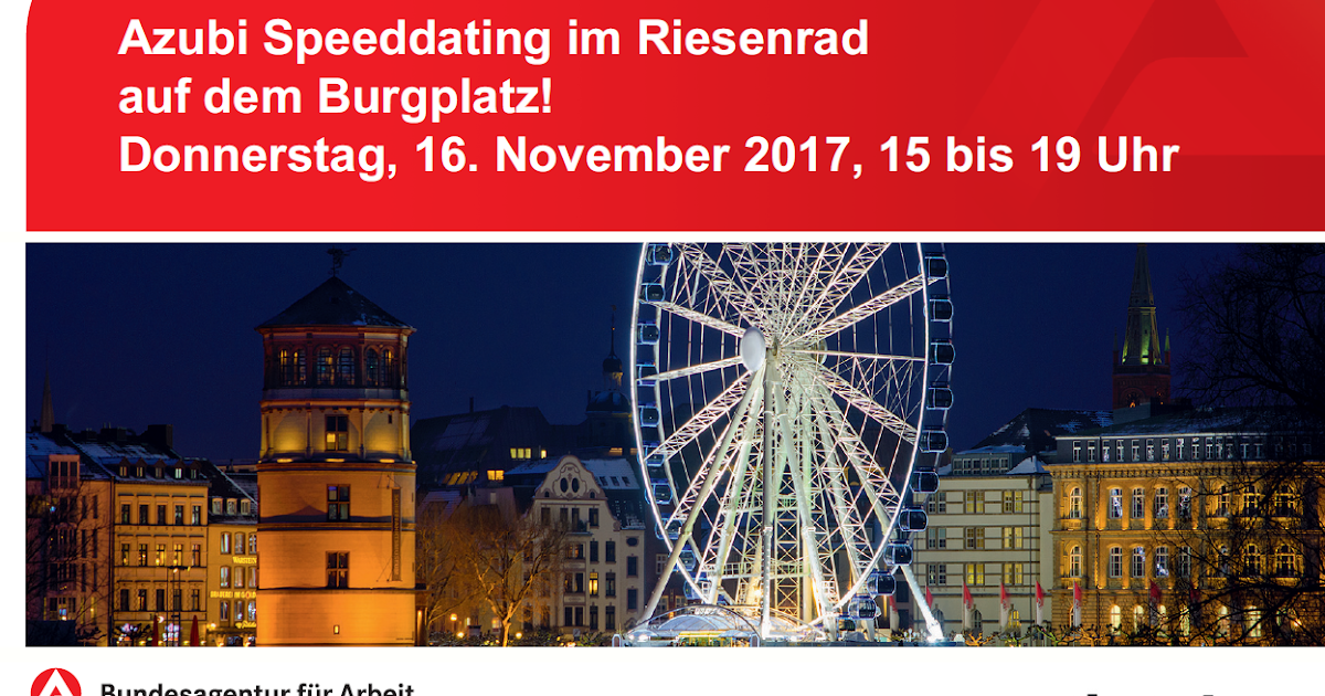 speed dating ulm riesenrad