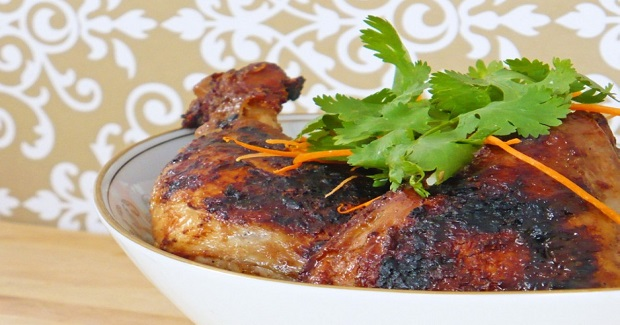 Five Spice Chicken Recipe
