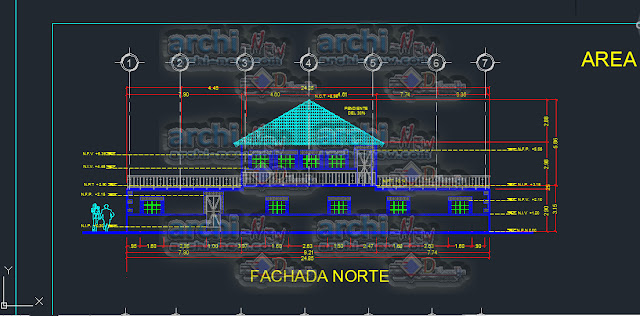 download-autocad-cad-dwg-file-eco--tourism-center-4-Dynamo-Magdalena-Contreras
