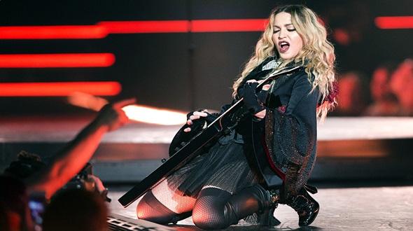 Madonna y sus fanáticos obtienen un nuevo documental grabado en el 2014.