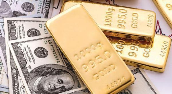 تراجع في أسعار الذهب مع صعود الدولار .