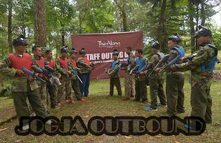 Outbound Training Jogja