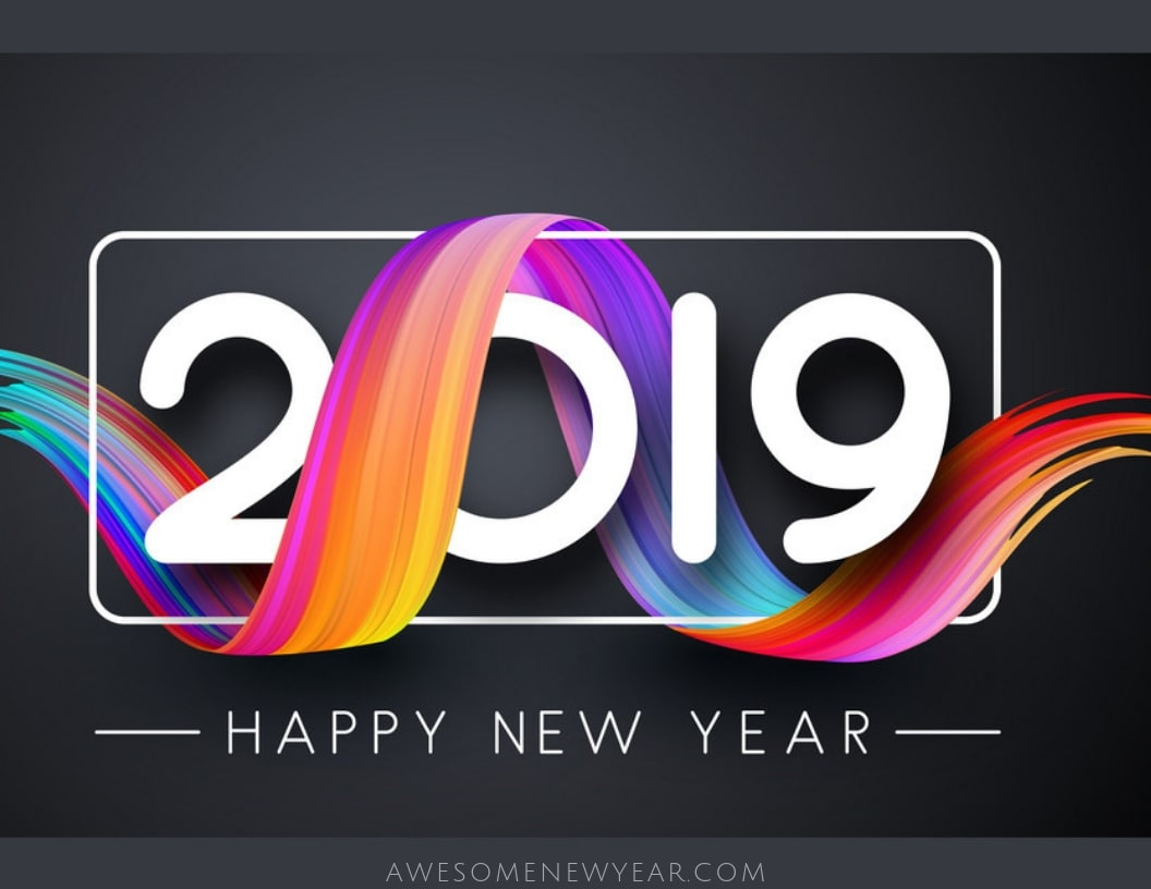Happy New Year 2019: Wishes, Quotes, Messages, Wallpaper, Images, gifs
