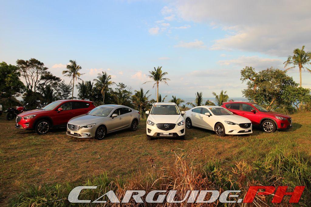 First Drive: 2016 Mazda6 2 2 Skyactiv-D and 2016 Mazda CX-5