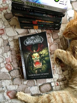 World of Warcraft, Narodziny Hordy, Christie Golden, Blizzard Legends