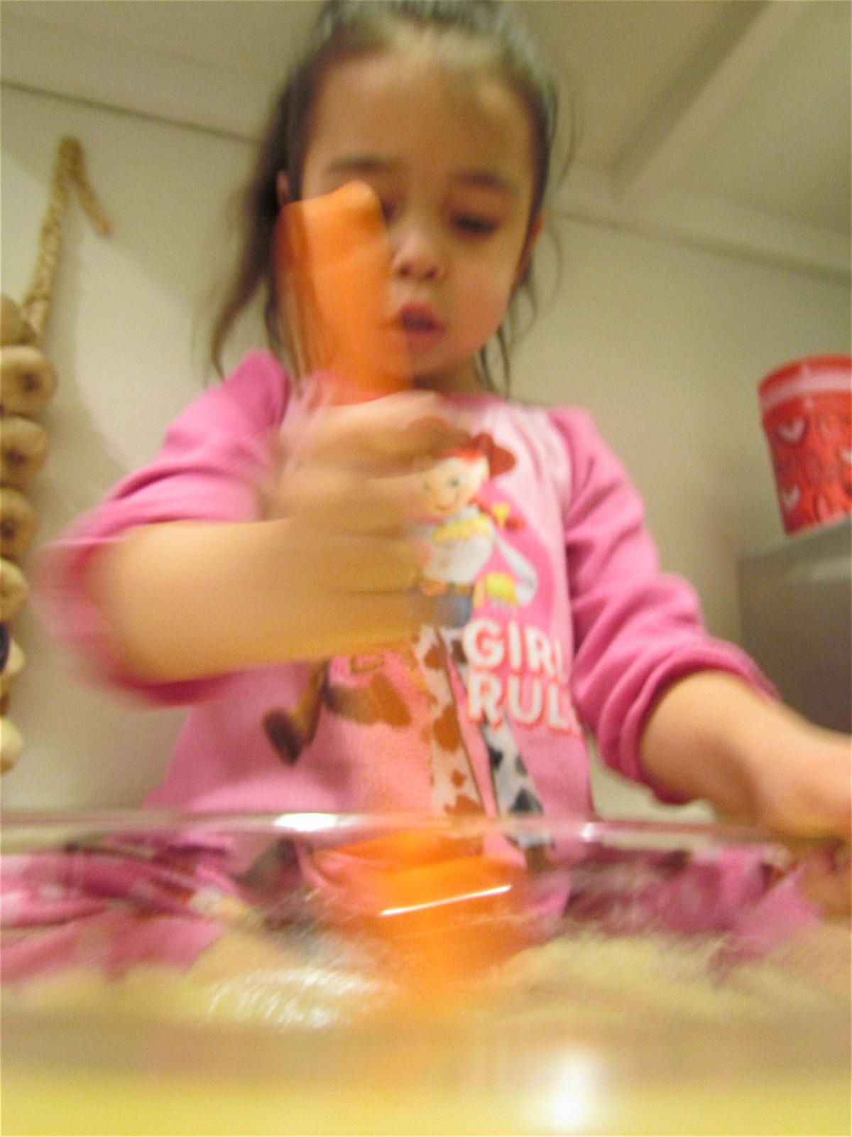 Little Chloe Cooks High Altitude Deep Dish Brownies